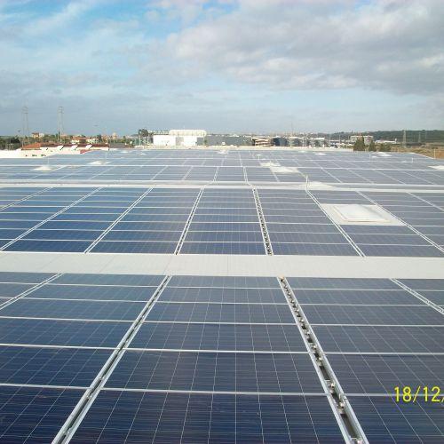 Impianto Fotovoltaico Valcorrente